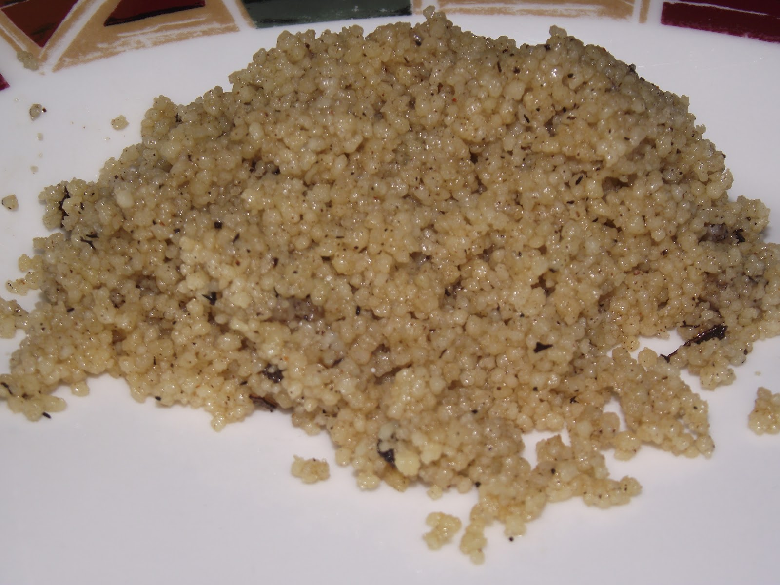 The Unabashed Kitchen Wench: Brown Butter Sage Couscous