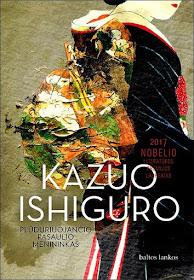 """Šiuo metu skaitau: Kazou Ishiguro """"Plūduriuojančio pasaulio menininkas"""""""