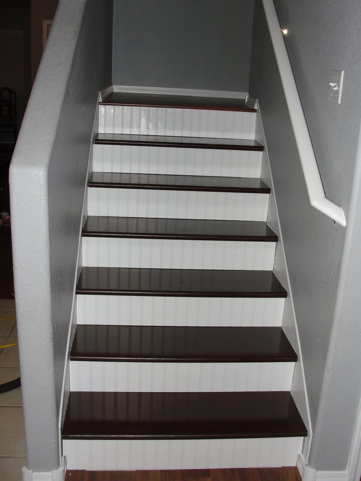 on stairs staircase oakville installation refacing in floors and laminate about mississauga flooring