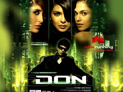 Watch Don Hindi Movie Online - BlueRay + English Subtitles