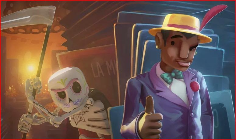 Dia de Muertos animatedfilmreviews.filminspector.com