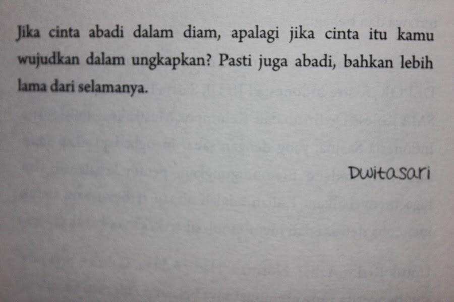 quotes quotes novel u jatuh cinta diamdiam u