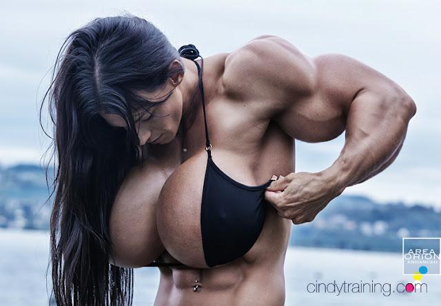 Cindy Landolt morph