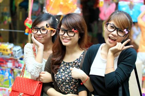 Ngắm những cô gái việt xinh đẹp