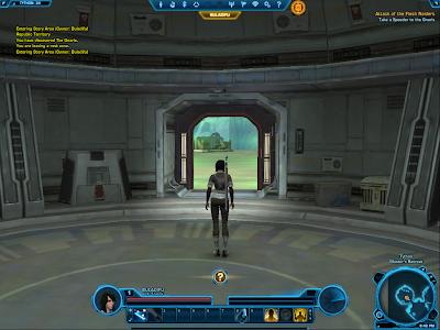 SWTOR - Jedi Knight Class Story