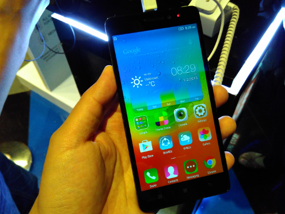 Dolby Atmos-Powered Lenovo A7000 Introduced, Sells for P7,390