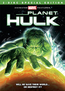 Watch Planet Hulk (2010) movie free online