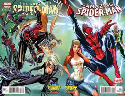 Peter Parker Gwen Stacy in Amazing Spider-Man