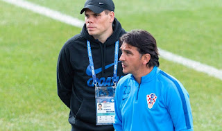 Croatia sack World Cup coach for posting pro-Ukraine video after defeating hosts Russia