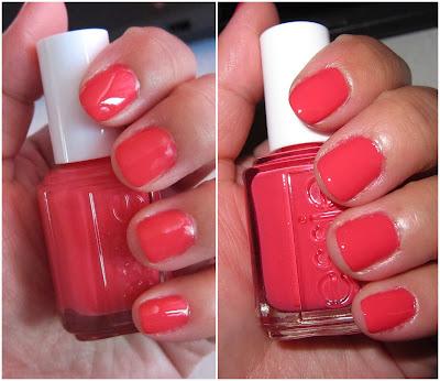 Essie peach daiquiri