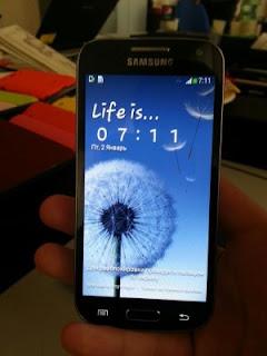 Inilah Foto Galaxy S4 Mini Terbaru