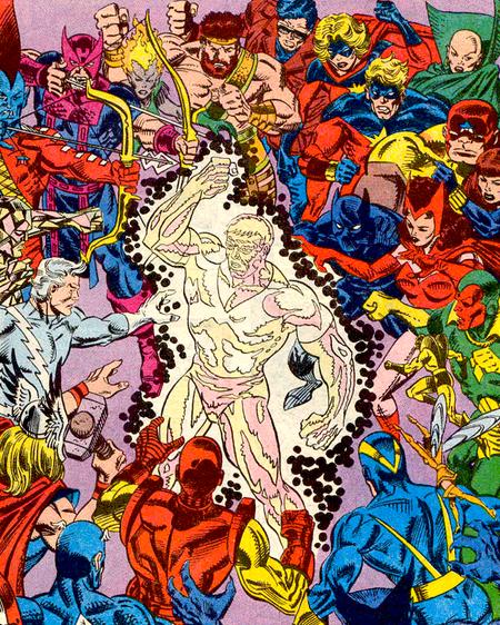 10 Musuh Avengers Terhebat Sepanjang Masa: Korvac