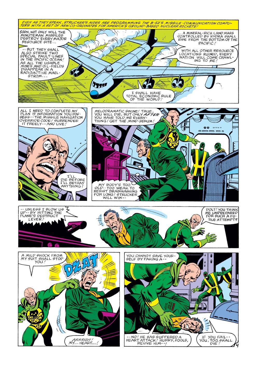 Captain America (1968) Issue #274 #190 - English 5