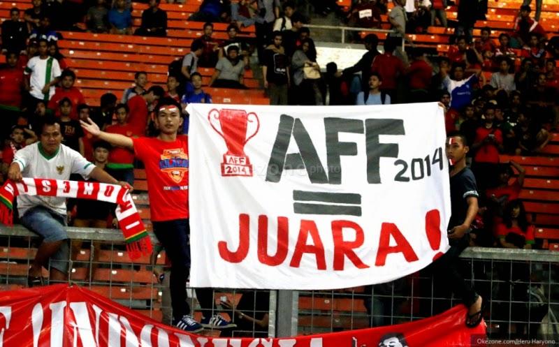 Timnas Indonesia Diramalkan Juara AFF 2014