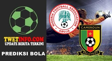 Prediksi Nigeria vs Cameroon