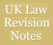 UK Law Revision Notes