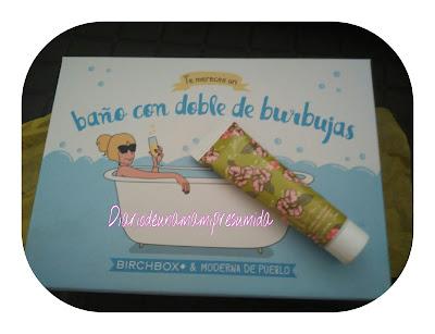 crema de manos de Soap & Paper Factory