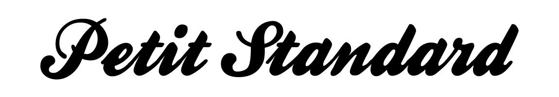 PETIT STANDARD|プチスタンダード