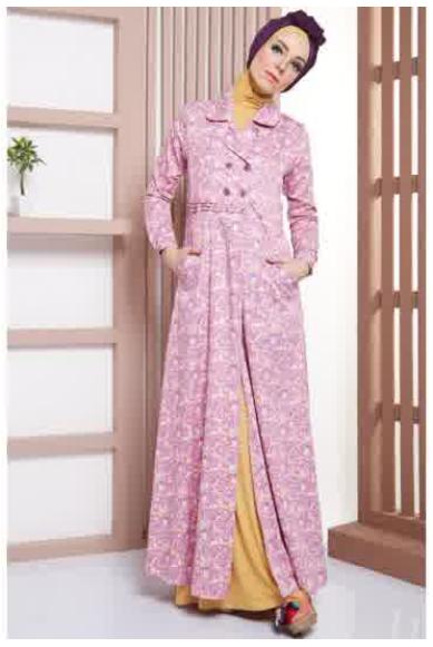 Modern Terbaru 2016 Aneka Koleksi Baju Muslim Zoya Terbaru 2015