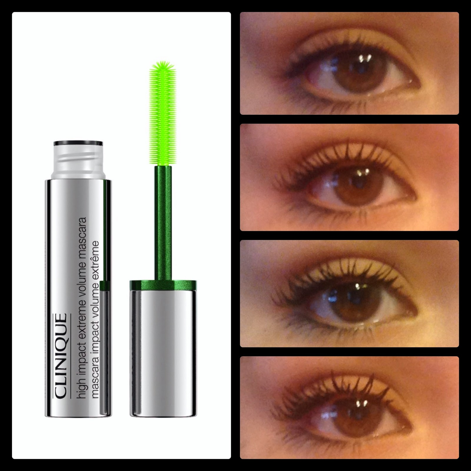 Makeup By Nayelley: Clinique High Impact Extreme Volume Mascara