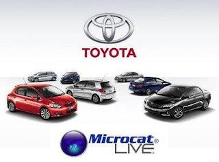 Toyota live microcat