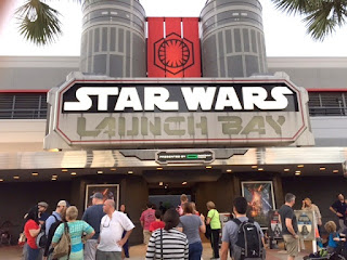 Star Wars Launch Bay, Disney Hollywood Studios, Orlando, Walt Disney World