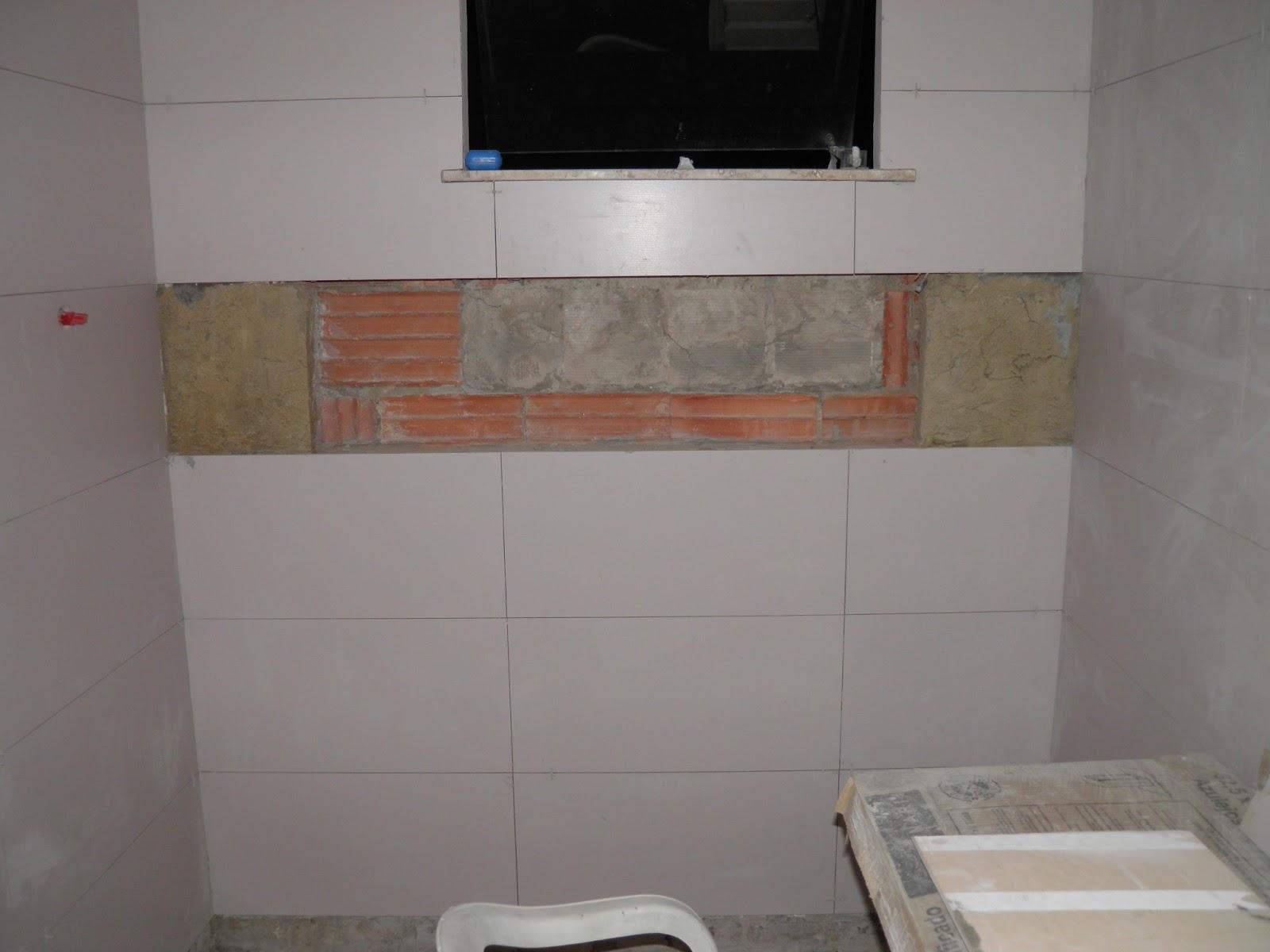 #244B7C  do revestimento do banheiro social e dúvida no banheiro suíte help 1600x1200 px Banheiro Social Bege 1777