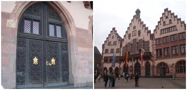 Römer, Frankfurt