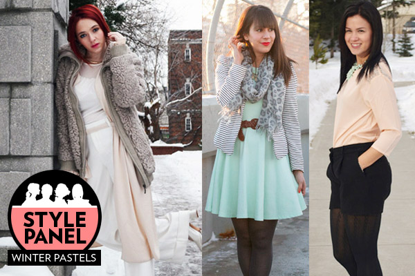 Winter Trend to Try: Pastel Coats