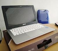 jual laptop baru asus x201e