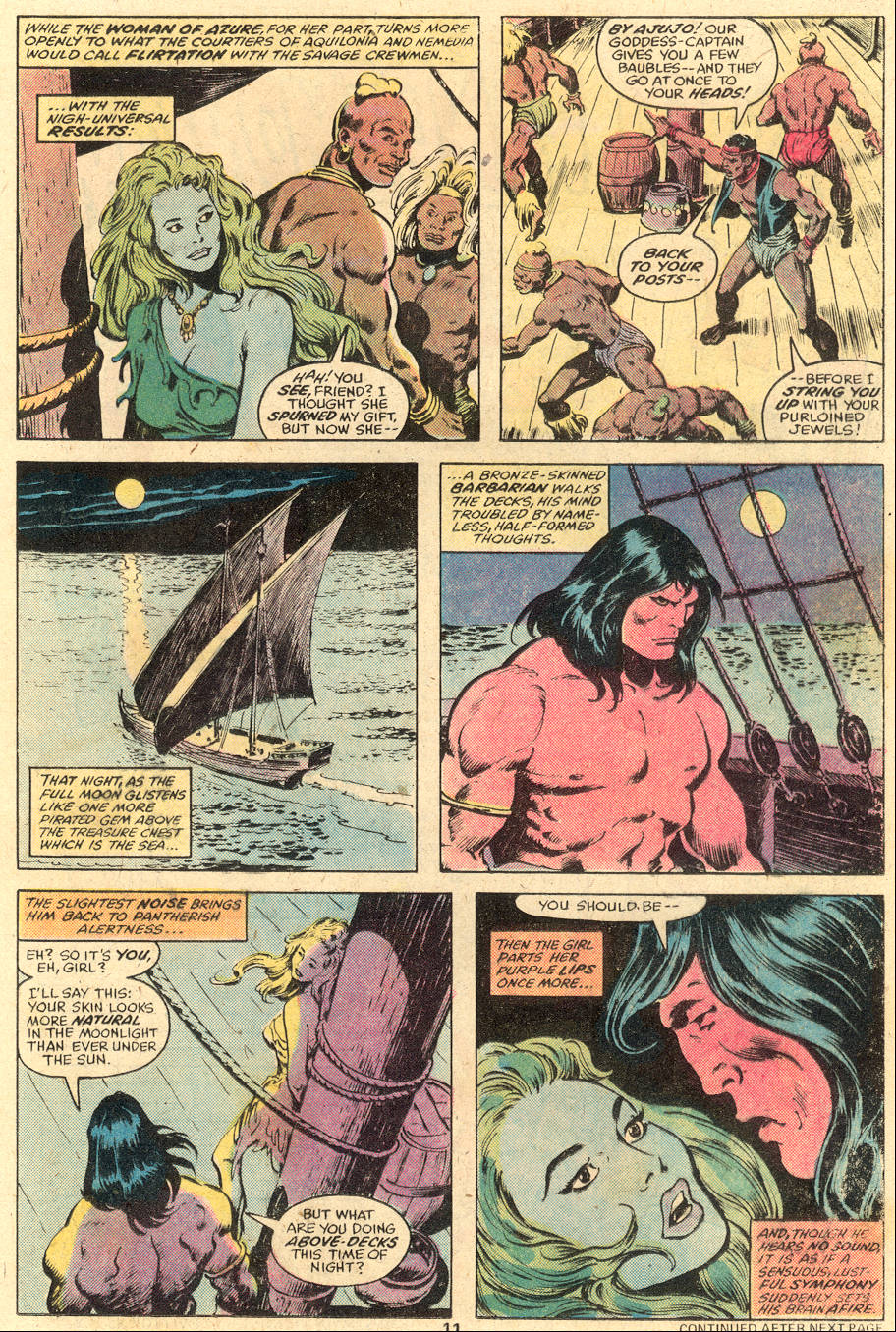 Conan the Barbarian (1970) Issue #98 #110 - English 8