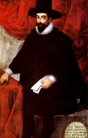 Retrato del Virrey Francisco de Toledo