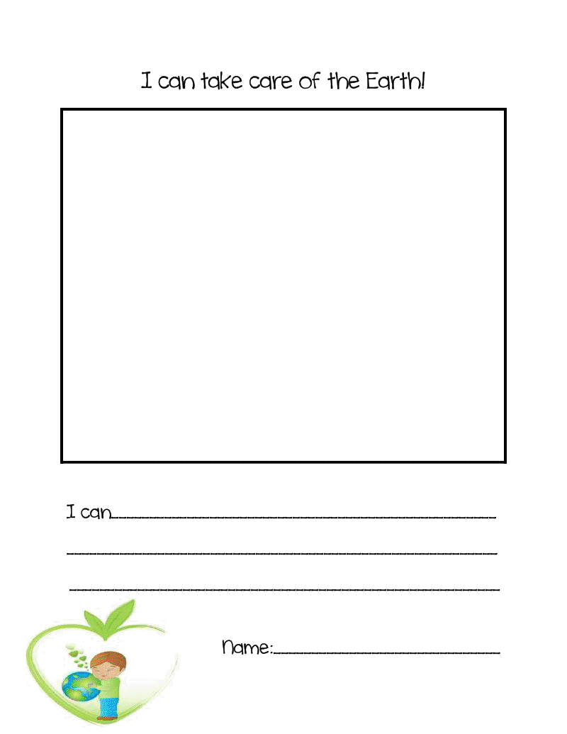 earth day essay for grade 2