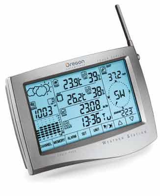 Estacion meteorológica OREGON SCIENTIFIC - WMR 928 NX