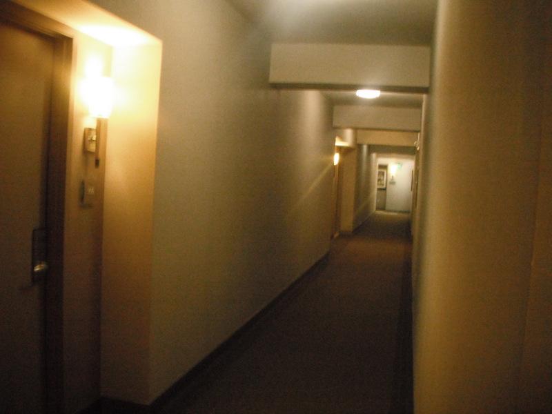 Hallway in Book-Cadillac