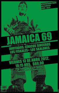 Jamaica 69 en el Foro Alicia