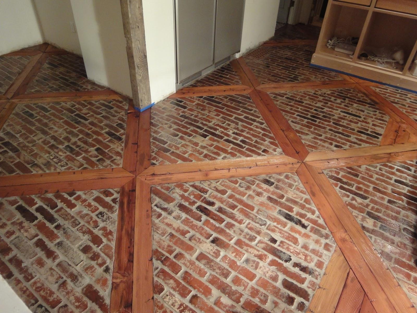 Kitchen Floor Finish