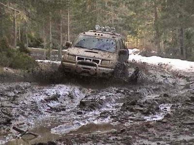 No conduzcas dentro de ríos de Agua