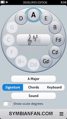 lshot1 Music Circles Lite 1.01(0) for Symbian^3 Anna Belle   Free App Download