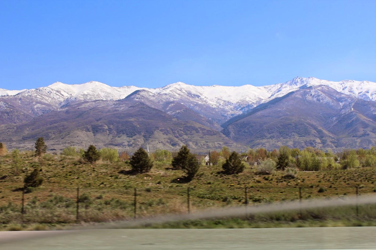 Rocky Mountains Ogden Utah