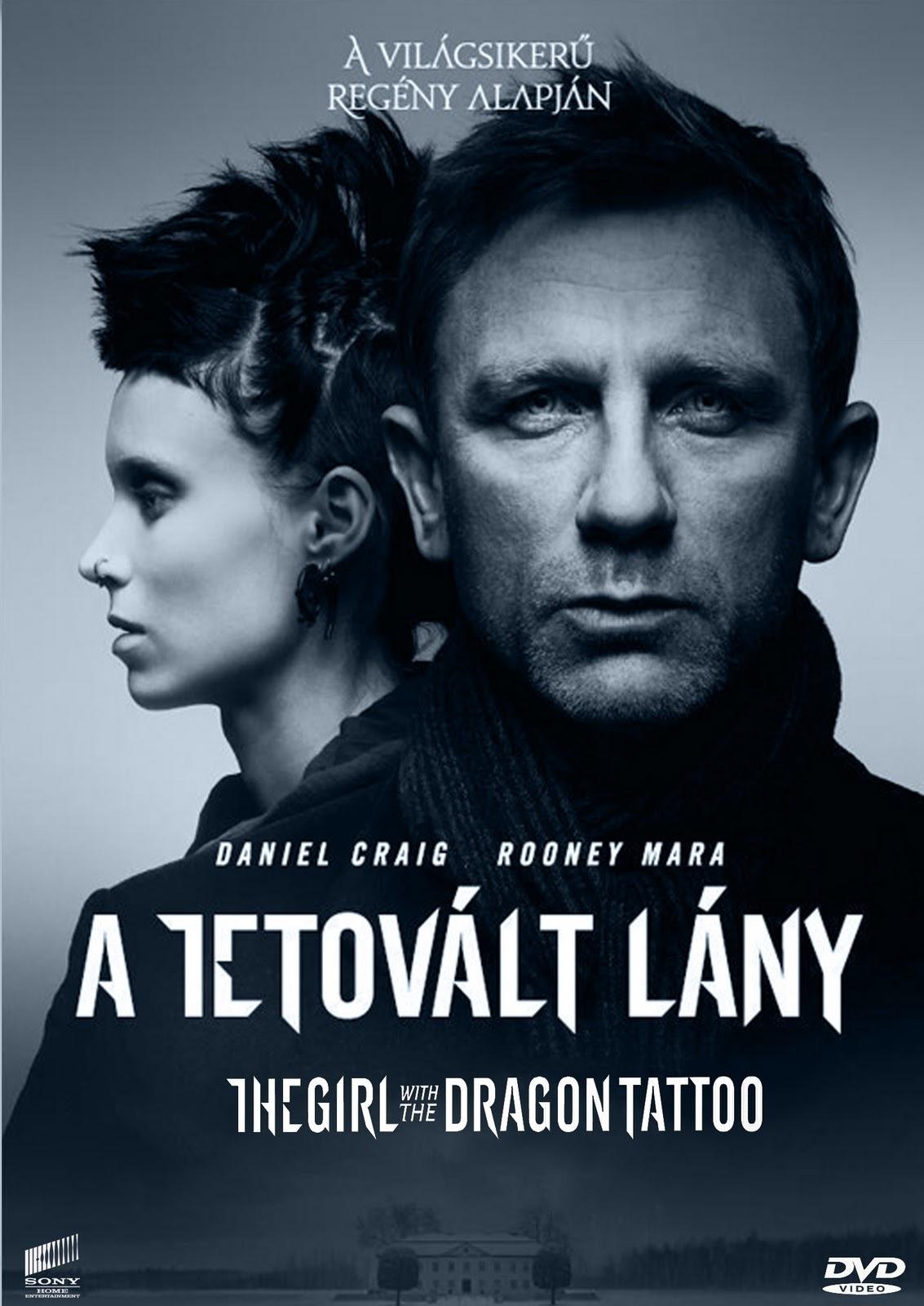 Tetov Lt L Ny The Girl With The Dragon Tattoo