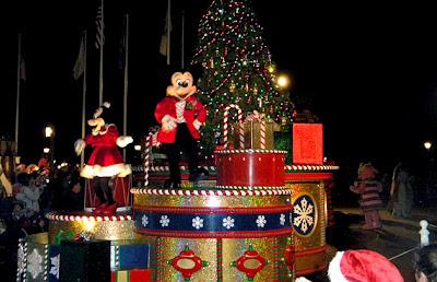 Viagem para o Natal na Disney