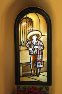 Stained Glass at the Homestead Museum