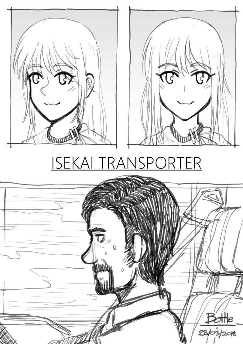 Isekai Transporter-ตอนที่ 1