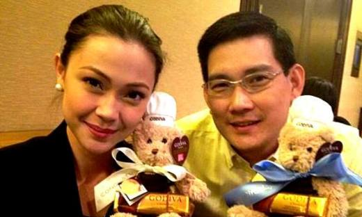 Be Careful With My Heart First Anniversary Marks Ser Chief and Maya's 1st Monthsary [Photo courtesy of JoChard FB Fan page