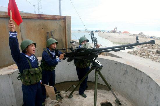 Vietnam military exercise