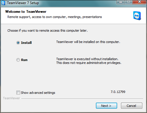 How To Use Teamviewer For A Remote Connection Between Two Computers