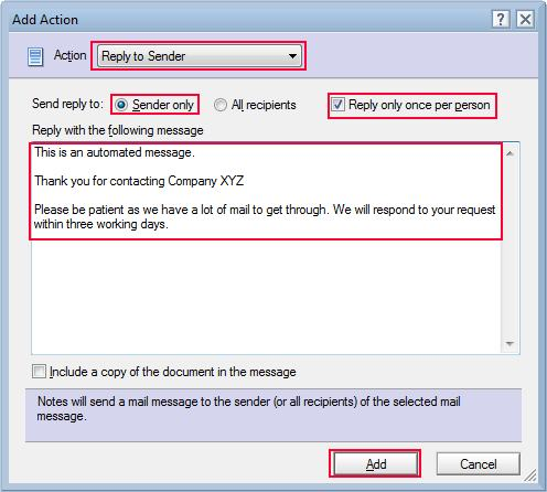 Real World Computing: How to Create an Auto-Response Mail Message ...