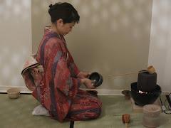 Cérémonie japonaise du thé - chanoyu