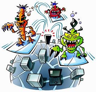 cara membuat virus komputer